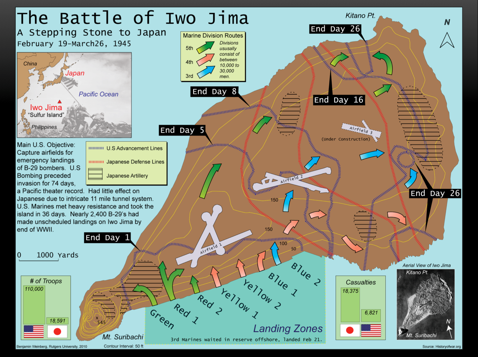 iwo jima map location galleryhip     the hippest galleries
